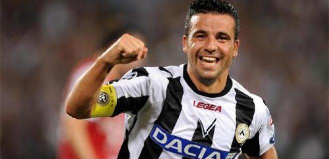 7. Antonio DI NATALE - 1 gol ogni 141 minuti