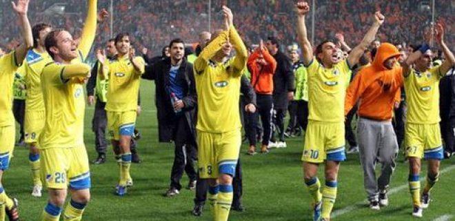 Apoel Nicosia Champions League