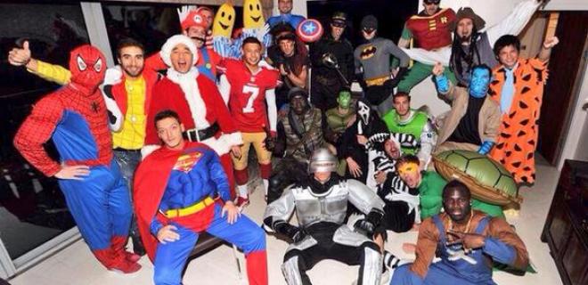 Arsenal Christmas 01