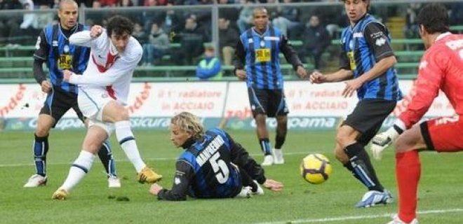 Atalanta-Inter Milito 2009-2010