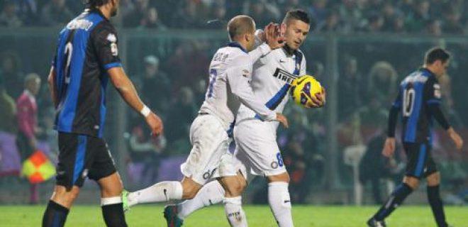 Atalanta-Inter Palacio Livaja