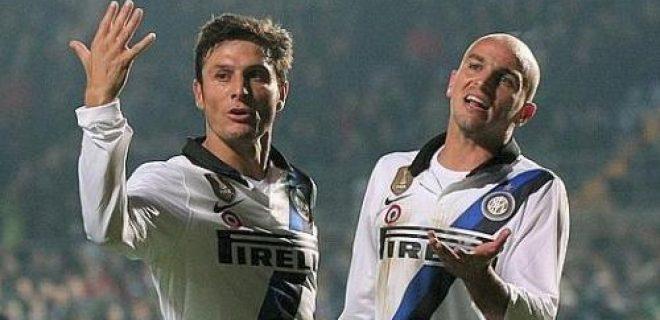 Atalanta-Inter Zanetti&Cambiasso (2)