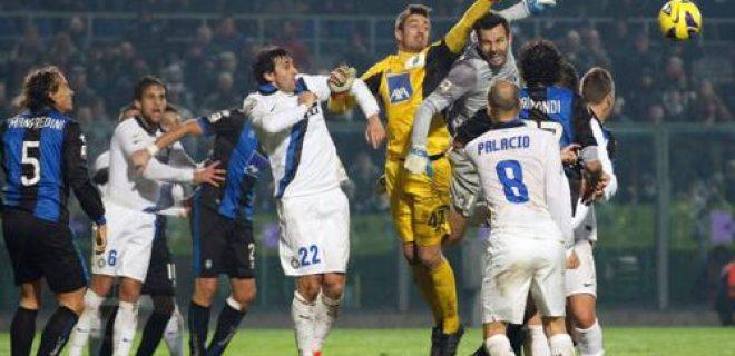 Atalanta-Inter mischia finale