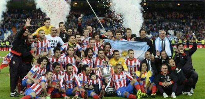 Atletico Madrid Copa del Re