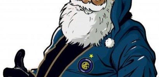 Babbo Natale Inter