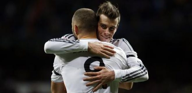 Bale Benzema Real
