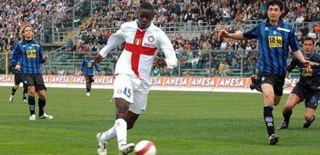 Balotelli Atalanta-Inter