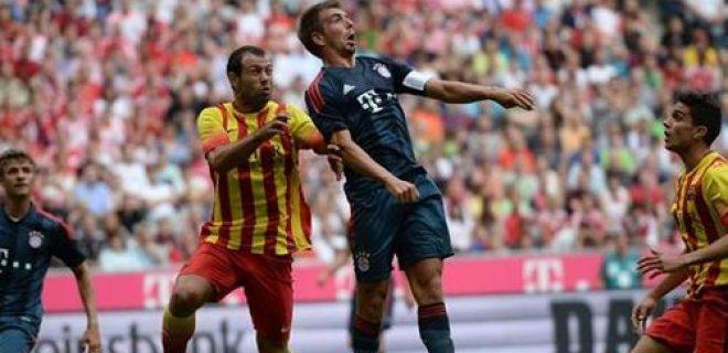 Bayern Barcellona