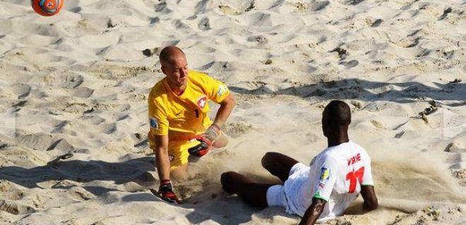 Beach Soccer Svizzera Nico Jung