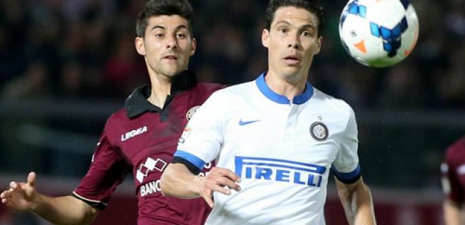 Benassi Hernanes Livorno-Inter