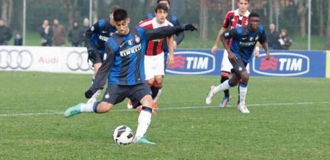 Benassi rigore Milan-Inter
