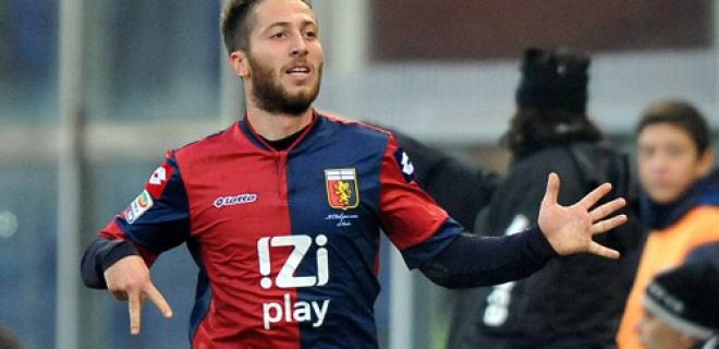 Bertolacci - Genoa e Roma