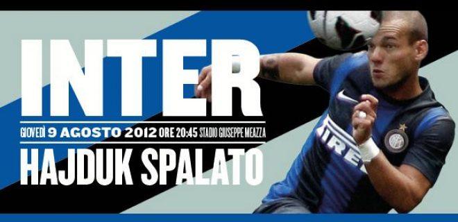 Biglietti Inter-Hajduk