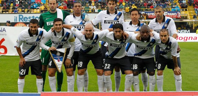 Bologna-Inter 1-3 foto squadra