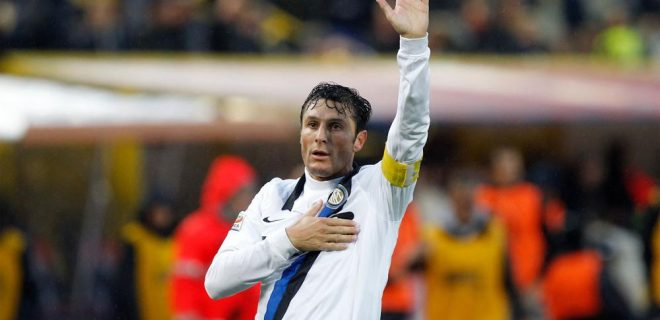 Bologna-Inter 15 esultanza Zanetti