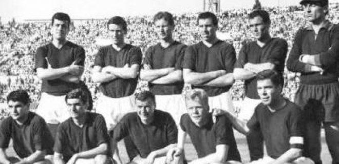 Bologna campione d'Italia 63-64 bis