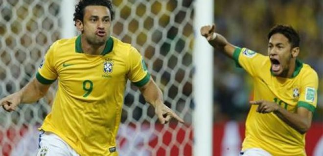 Brasile-Spagna Confederations Cup 2013 Finale