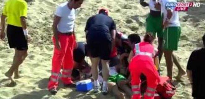 Bruno Torres Injury