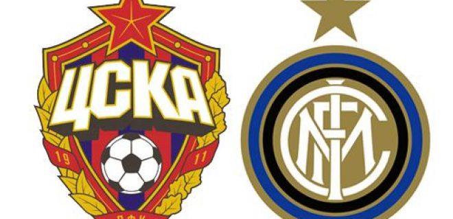 CSKA Mosca - Inter LIVEMATCH