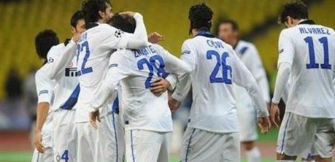 CSKA Mosca - Inter festa gol Zarate bis