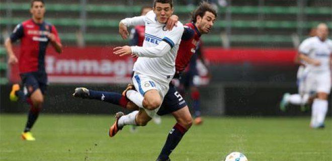 Cagliari-Inter Mateo Kovacic