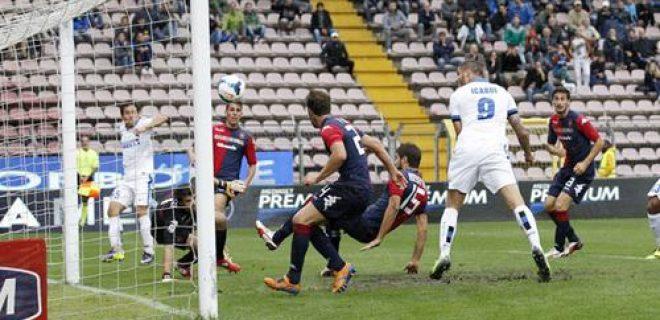 Cagliari-Inter gol Icardi