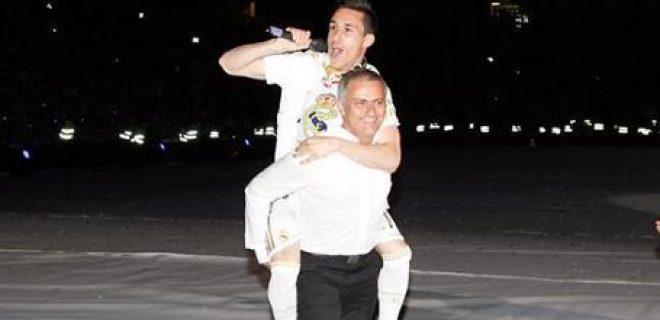 Callejon Mourinho