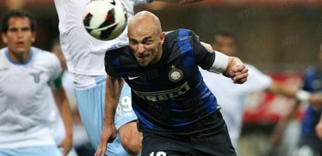 Cambiasso Inter-Lazio