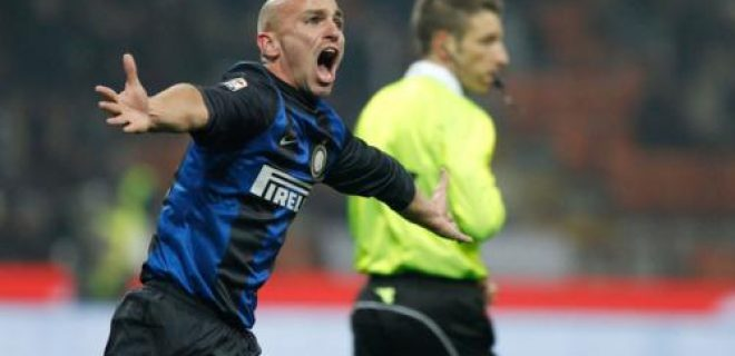 Cambiasso Inter-Torino 2-2