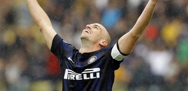 Cambiasso Parma-Inter