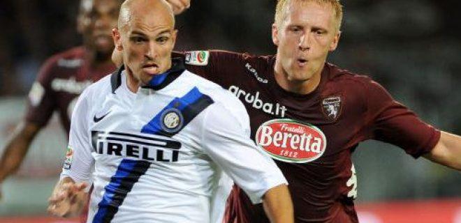 Cambiasso Torino-Inter