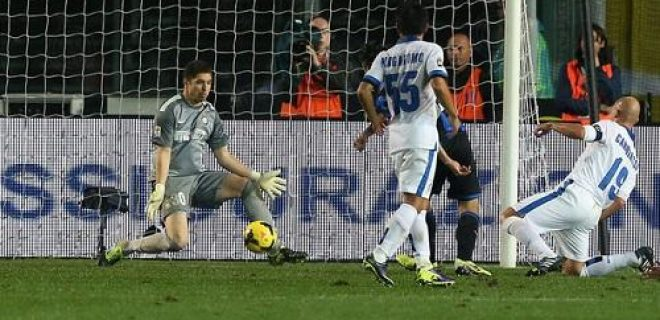 Carrizo Atalanta-Inter