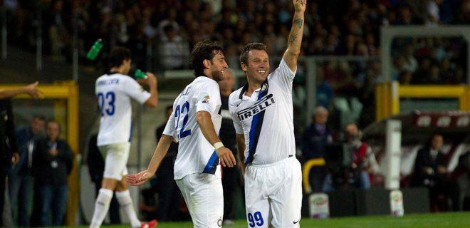 Cassano Milito Torino-Inter