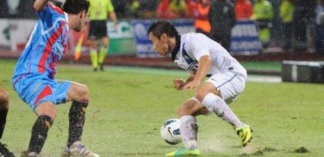 Catania-Inter 15 ottobre