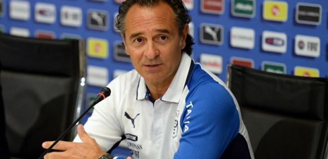 Cesare Prandelli Italia