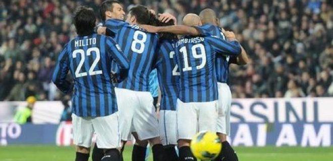 Cesena-Inter esultanza gol (2)