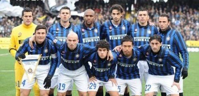 Cesena-Inter foto squadra
