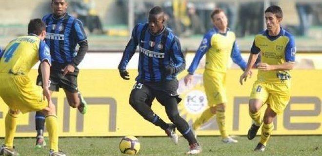 Chievo-Inter 2010