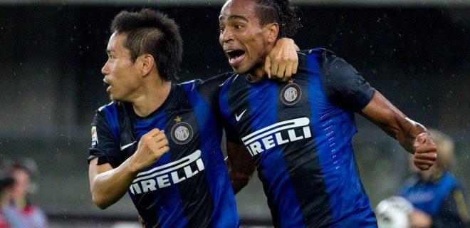 Chievo-Inter Nagatomo Pereira