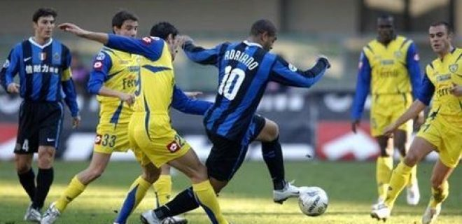 Chievo-Inter precedenti