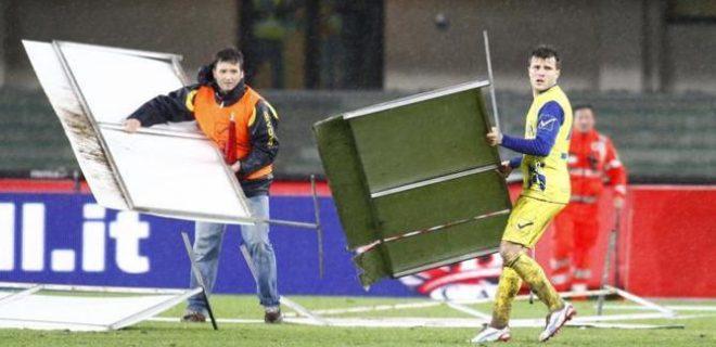 Chievo-Pescara tabelloni