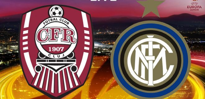 Cluj-Inter Europa League