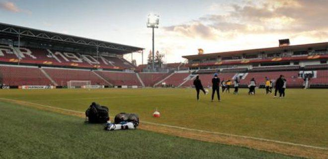 Cluj stadio Romania