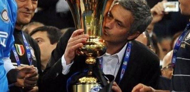Coppa Italia Mourinho