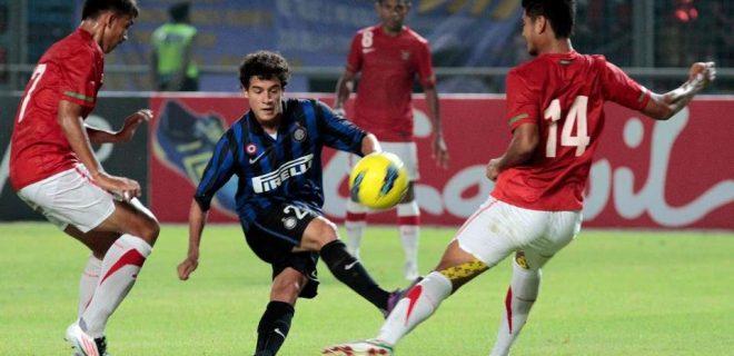 Coutinho Indonesia-Inter 2-4