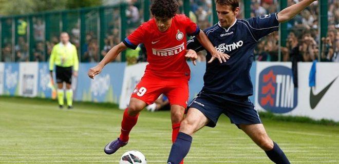 Coutinho Inter-Trentino @Pinzolo