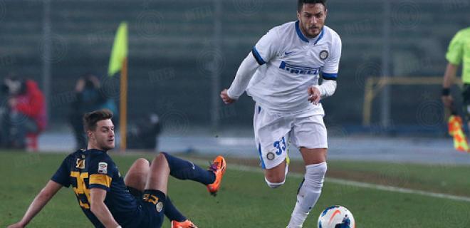 D'Ambrosio Hellas Verona-Inter