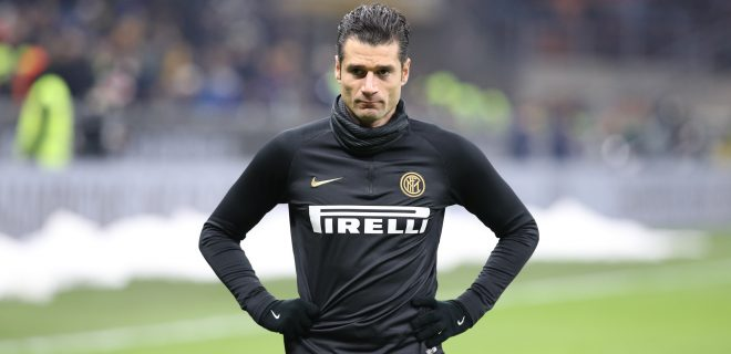 Italy, Milan, december 6 2019:  during football match FC INTER vs AS ROMA , Serie A 2019/2020 day15, San Siro stadium