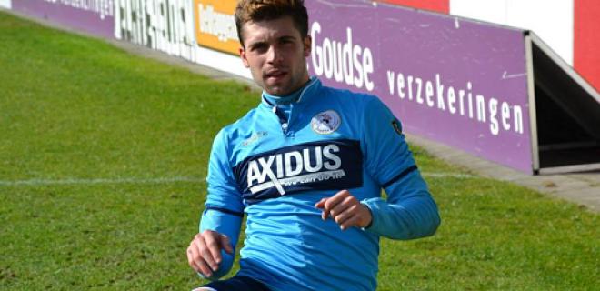 Daniel Bessa Sparta Rotterdam