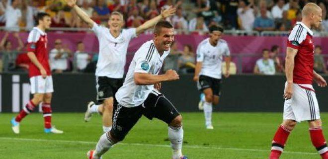Danimarca vs Germania
